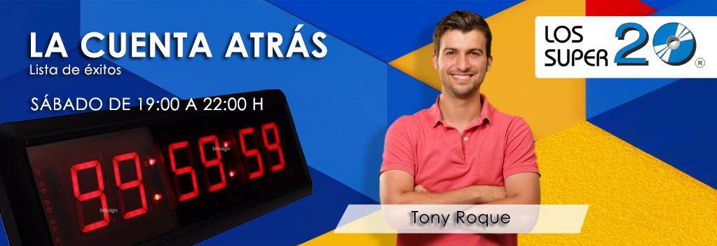La Cuenta Atrás, Tony Roque