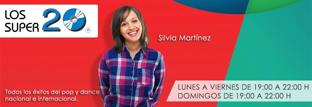 Los Super 20, Silvia Martínez