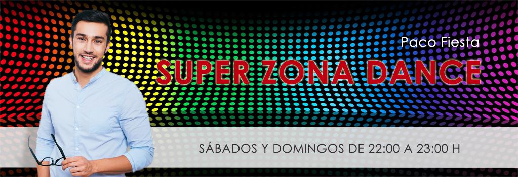 Super Zona Dance, Paco Fiesta